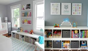 nursery cubby storage project nursery