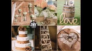 beautiful rustic wedding decor 70 diy wedding decorations ideas