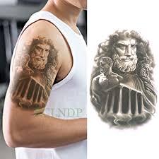 11572 руб водостойкая временная татуировка наклейка древняя греческая парфенон