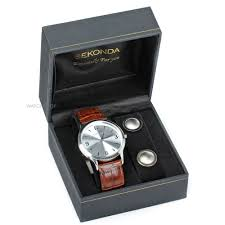 "men s sekonda cufflink gift set watch 3839g watch shop comâ""¢ mens sekonda cufflink gift set watch 3839g"
