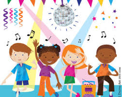 Image result for school parent child dance clipart free