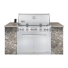 summit s 660 built in gas grill