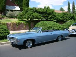 1969 chevrolet impala convertible | My Style | Pinterest ...