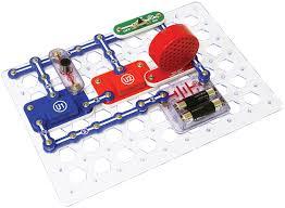 Amazon.com: Snap Circuits Jr. SC-100 Electronics Discovery Kit ...