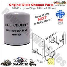 dixie chopper lawnmower accessories & parts ebay Wiring Diagram For Dixie Chopper Generac 68140 hydro zinga filter\u2022 get the good stuff \u2022 original dixie chopper part! Dixie Chopper Electrical Problem