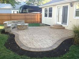 concrete patio designs layouts patio layout design ideas you want to miss 1980s home interior figurines
