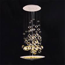 glass lighting fixtures. lfh new modern creative bubble glass beads chandelier lighting fixture bedroom living room cafe bar diningroom fixtures