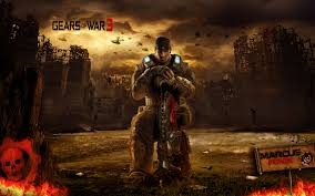 Gears Of War 3 - wallpaper by GearsCgo ...