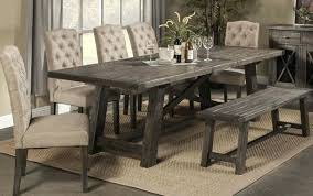 scenic rustic solid wood large round dining table chair set dining table and chair set clearance