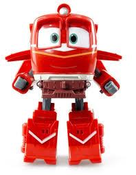 Трансформер Silverlit <b>Robot Trains Deluxe</b> Set <b>Альф</b> — купить по ...