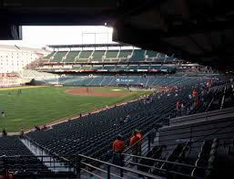 Baltimore Orioles Camden Yards Seating Chart Oriole Park At Camden Yards Section 73 Seat Views Seatgeek