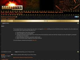 Www Dakkadakka Com New Theory On The Primarchs Fall