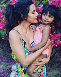 Priya Anand Family unseen rare Photos