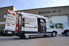ccfes recognized nationally for innovative munity treatment units