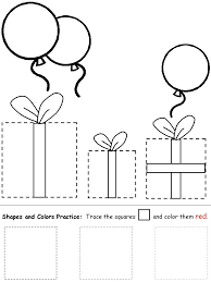 38 Preschool Shapes Coloring Pages, Preschool Shape Coloring Pages ...