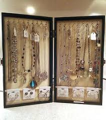 Portable Carrying Jewelry Display Cases Travel Showcases for Direct Sale  Samples   eBay