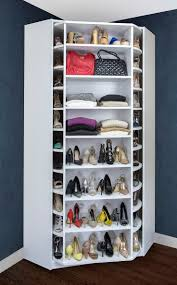 Rotating storage for your closet is a great space saver! Find home plans  with extra