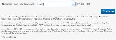 Pick Up A Quick 9 000 Wyndham Rewards Points For About 110