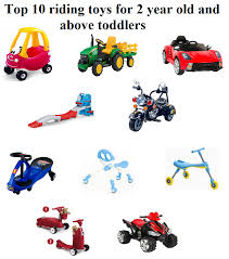 Best 10 Riding Toys for 2 Year Old and Above Girls Boys from Top Outdoor