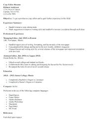 Assistant Editor Resume Assistant Editor Resume Samples Database ...
