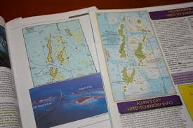 Comparison Of Bahamas Electronic Chartscommuter Cruiser