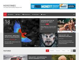 Wordpress Template Newspaper 25 Best News Wordpress Themes 2019 Athemes