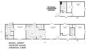 Single Wide Mobile Home Floor Plans 2 Bedroom Superb 4 Bedroom Single Wide Mobile Home Floor Plans Palm Harbor