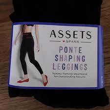 Assets Shapewear Size Chart Assets Spanx Ponte Shaping Leggings