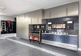 garage storage cabinets ideas. Simple Garage Manly Garage Designs With Cool Wall Storage Cabinets And Slat Board Rack  For Tools Inside Ideas R