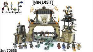 Lego Ninjago Legacy 70669 Cole´s Earth Driller Speed Build - YouTube