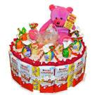 Детский подарок из конфет 109