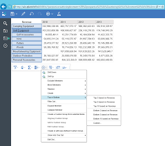 Cognos Analytics 11 Reporting Architecture And