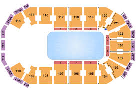 Disney On Ice Staples Center 2018 Seating Chart Disney On Ice 100 Years Of Magic Heb Center At Cedar Park