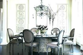 gray dining room chairs. Gray Round Dining Table Incredible Vintage And Chairs For Small Kitchen Decorating Regarding . Room
