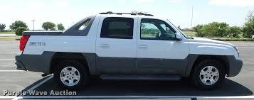 2002 Chevrolet Avalanche 1500 Z66 Crew Cab pickup truck   It...