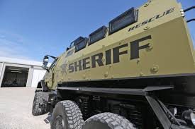 Police groups jump at chance for military surplus ...