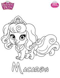 Small Picture Crafty Ideas Princess Palace Pets Coloring Pages Kids Cecilymae