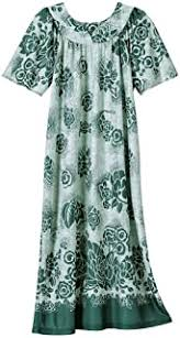 Greens - Nightgowns & Sleepshirts / Sleep & Lounge ... - Amazon.com