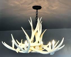 faux deer antler chandelier white antler chandelier amazing white antler chandelier white faux deer antler chandelier