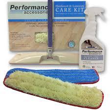 Performance Accessories Hardwood U0026 Laminate Floor Care Kit