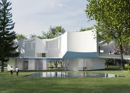 Lancaster Pa School Of Art And Design Steven Holl Unveils Design For Pennsylvania College Arts Centre