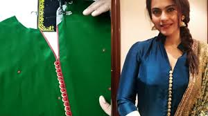 Latest Stitching Design Latest Punjabi Suit Kurti Neck Design Cutting And Stitching