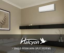 ductless heat pump ceiling mount. Delighful Mount Halcyon SINGLEROOM MINISPLIT SYSTEMS Throughout Ductless Heat Pump Ceiling Mount