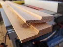 add a wood frame around a plain mirror