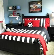 Fair 10 Bedrooms For Boys Soccer Decorating Design Of Best 25 Soccer Bedroom Decor