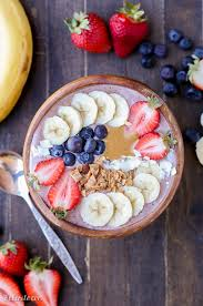 this peanut er acai bowl is the perfect creamy healthy and peanut ery breakfast