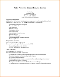 promotional resume sample 10 resume for promotion happy tots