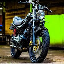 Pada video tersebut terdapat berbagai macam style dan aliran, baik itu drag style, tahil. 140 Ide Yamaha Rx King Motor Sepeda Motor Sepeda