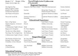 Beginner Acting Cover Letter Assistant Manager Duties Resume