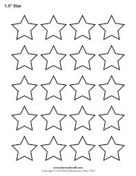 printable star tiny star template free printable star templates for mm etc
